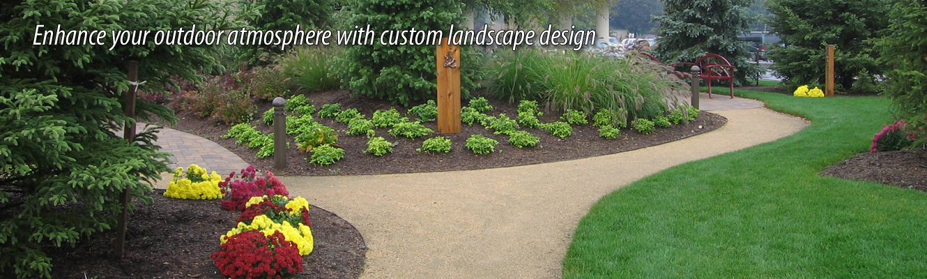 Enhance your oudoor atmosphere with custom landscape design