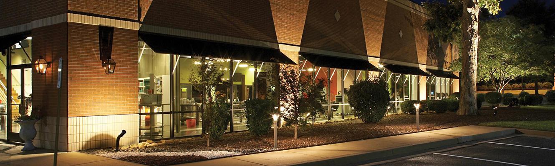 Commercial Landscape Lighting D B Landscaping